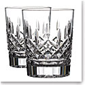 Waterford Crystal Lismore DOF Glasses, Pair