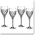Waterford Crystal Eastbridge Wine Glasses, Set of Four