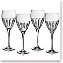 Waterford Crystal, Bolton All Purpose Wine Glasses, Set of Four
