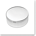Vera Wang Wedgwood Infinity Keepsake Box Round 4""
