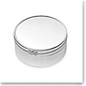 Vera Wang Wedgwood Infinity Keepsake Box Round 7.5""