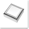 Vera Wang Wedgwood With Love Keepsake Box Square 7.5""