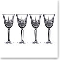 Marquis by Waterford Maxwell White Wine, Set of Four