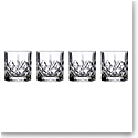 Marquis by Waterford Crystal Maxwell Tumbler Set of Four