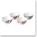 "Royal Albert Everyday Friendship Cereal Bowl Set Of 4 6"""