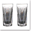 Waterford Gin Journeys Crystal Aras Hiball Glasses, Pair