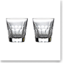 Waterford Crystal Jeff Leatham Icon DOF Pair