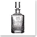 Waterford Crystal Master Craft Crest Decanter Limited Edition