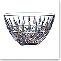 House of Waterford Treasures of the Sea Tramore Bowl 8""