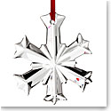 Marquis by Waterford 2020 Diamond Sparkle Snowflake Ornament