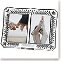 Waterford Crystal, Lismore Double Picture Frame