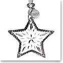 Waterford Crystal 2020 Heritage Christmas Star Ornament