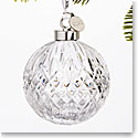 Waterford 2020 Crystal Ball Ornament
