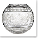 "Waterford Crystal Garland Rose 12"" Bowl"