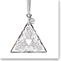 Waterford Crystal 2020 Times Square Triangle Ornament