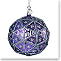 Waterford Crystal 2020 Times Square Masterpiece Ball Ornament