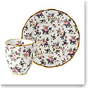 Royal Albert 100 Years 1940 2-Piece Set Mug and Plate, English Chintz