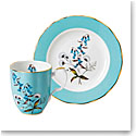 Royal Albert 100 Years 1950 2-Piece Set Mug and Plate Festival
