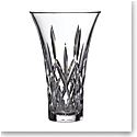 "House of Waterford Treasures of the Sea Lismore 12"" Flared Vase, Clear"