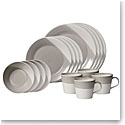 Royal Doulton Bowls of Plenty 16-Piece Set Grey