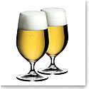 Riedel Ouverture, Beer, Icewater Crystal Glasses, Pair