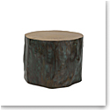 Michael Aram Etched Stool Large