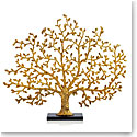 Michael Aram Tree Of Life Fireplace Screen, Gold Limited Edition