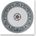 """Wedgwood Florentine Turquoise Salad Plate 8"""""""