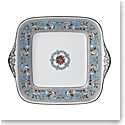 Wedgwood Florentine Turquoise Bread and Butter Square 10.75""