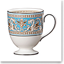 Wedgwood Florentine Turquoise Mug Leigh