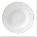 """Wedgwood Wedgwood White Rim Soup 8"""""""