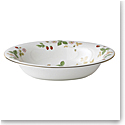 Wedgwood Wild Strawberry Open Vegetable Bowl Oval 9.75""