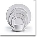 Vera Wang Wedgwood China Blanc Sur Blanc, 5 Piece Place Setting
