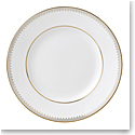 Vera Wang Wedgwood Golden Grosgrain Bread and Butter Plate 6""