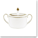 Vera Wang Wedgwood Golden Grosgrain Sugar Imperial