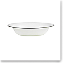 Vera Wang Wedgwood Grosgrain Open Vegetable Bowl Oval 9.75""