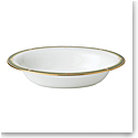 "Wedgwood Oberon Open Vegetable Bowl Oval 9.75"" Border"