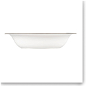 Vera Wang Wedgwood Vera Lace Open Vegetable Bowl Oval 9.75""