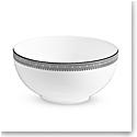 """Vera Wang Wedgwood Vera Lace Soup, Cereal Bowl 6"""""""