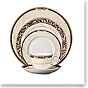Wedgwood China Cornucopia, 5 Piece Place Setting