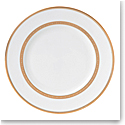 Vera Wang Wedgwood Vera Lace Gold Dinner Plate 10.75""