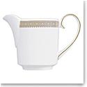 Vera Wang Wedgwood Vera Lace Gold Creamer Imperial