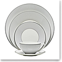 Wedgwood Jasper Conran Pin Stripe 5 Piece Place Setting