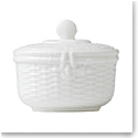 Wedgwood Nantucket Basket Sugar