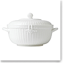 Wedgwood Nantucket Basket Covered Vegetable