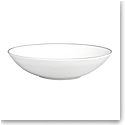 "Wedgwood Jasper Conran Platinum Pasta Bowl 9.75"""