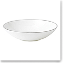 "Wedgwood Jasper Conran Platinum Soup Plate 9"""