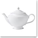 Wedgwood Signet Platinum Teapot 2.3 Pt, 44.2oz.