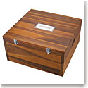 Nambe Wood Nativity Storage Box