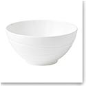 """Wedgwood Jasper Conran White Strata Gift Bowl 5.5"""""""